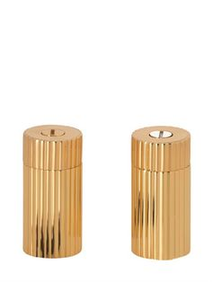 Shop for 1952 - Mini Salt & Pepper Mill Set by Chiarugi at ShopStyle. Luxury Shop, Salt And Pepper, Florence, Home Accessories, Palace Garden, Mini, Table, Gold, Inspiration