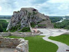 Slovakia, Bratislava - Devín - Castle