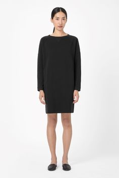 COS | Oversized sweatshirt dress