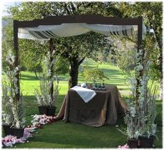 wedding chuppah | Let Us Beautifully Frame Your Special Day (818)554-0095