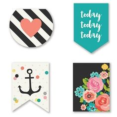 Picture of Carpe Diem Magnetic Page Markers