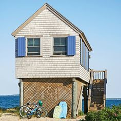 Tiny Cape Cod Beach House - 5 Tiny Coastal Cottages - Coastal Living Mobile