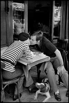 Boulevard Diderot, Paris. 1969. Henri Cartier-Bresson