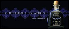 Patron XO Cafe - Tequila Infused Coffee Liqueur