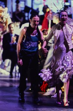 John Galliano Spring 1996 Ready-to-Wear Fashion Show - John Galliano, Marie Sophie Wilson-Carr