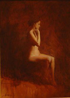 Paintings by Seth Haverkamp