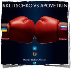 Boxing: Klitchko VS Povetkin