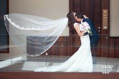 lace wedding dress spanish veil
