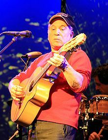 Paul Simon 1941 is a singer songwriter, producer. Instruments guitar, bass, piano, percussion, lute, alto saxophone, piccolo.