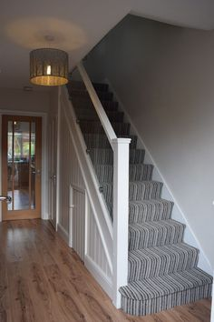 The GlassSmith - Gallery - Glass Balustrades & Staircases More #hallwayideasstorage