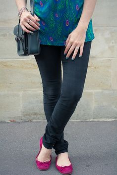 outfit of the day : blacks back ! http://read-my-lips.fr/... #outfit #fashion #women #style #ootd