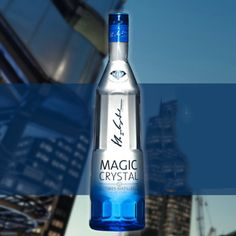 With Magic Crystal Vodka now rolling out across the US, brand owner Magic Spirits is keen to promote its signature cocktail serves.