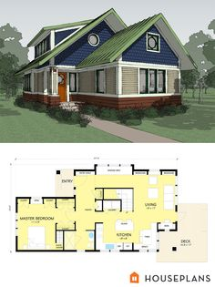30 Best Green Home Floor Plans Images
