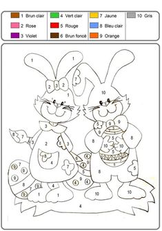 free easter coloring pages for kids / free easter coloring pages ; free easter coloring pages for kids ; free easter coloring pages printables ; free easter coloring pages for adults Easter Activities For Preschool, Preschool Colors, Printable Activities For Kids, Free Preschool, Numbers Preschool, Preschool Printables, Free Easter Coloring Pages, Easter Colouring, Coloring For Kids