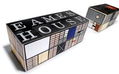 Eames house blocks. Wish I had some little ones in my life I could get these for.