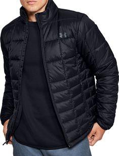 Under Armour Jackets, Under Armour Men, Denim Jacket Men, Men Shorts, Men Blazer, Men's Denim, Denim Jackets, Mens Insulated Jackets, Sperrys Men