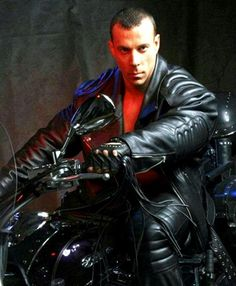 Alex Shabunya Bikers, Leather Men, Bodybuilding, Trainers, Gay, Porn,  Leather