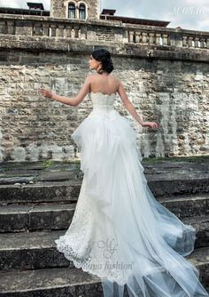 One Shoulder Wedding Dress, Wedding Day, Bride, Elegant, Wedding Dresses, Model, Outfits, Collection, Design