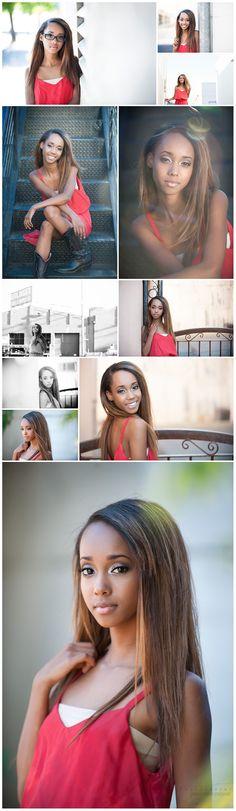 redding senior portrait photographers