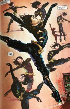 Cassandra Cain in Detective Comics #950 - Marcio Takara