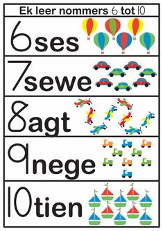 Grade R Worksheets, English Worksheets For Kindergarten, Afrikaans Language, Cinderella Birthday, Birthday Games, Grade 1, School Projects, Diy Party, Party Printables