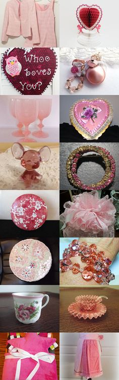 What About That Pink! by Lynn on Etsy--Pinned with TreasuryPin.com