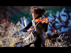 Electric Daisy Violin by Lindsey Stirling an electrifying violinist, performance artist, and composer