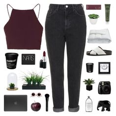 I AM THE BEST by pure-and-valuable on Polyvore featuring Topshop, Sam Edelman, Incase, NARS Cosmetics, MAC Cosmetics, Givenchy, Aveda, Ilia, Frette and Laura Ashley