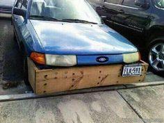 """Cool bumper idea  """"Ranchero"""""""