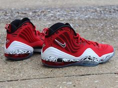 Penny 5 red eagle