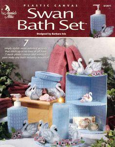 SWAN BATH SET PG 1/8