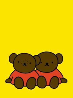 Dick Bruna posters Bear