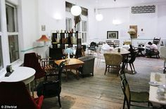 London's first pay-per-minute cafe but will it work?
