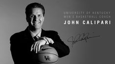 The BEST college basketball coach ever...and YES, he coaches UK!!!!