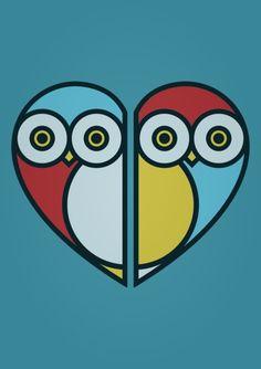 #love #owls