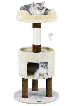 Go Pet Club 41 In C Muebles Para Gato Casita Para Gatos Y