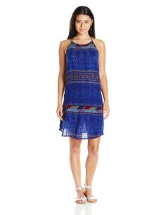 Roxy Junior's Sand Roast Sleeveless Dress