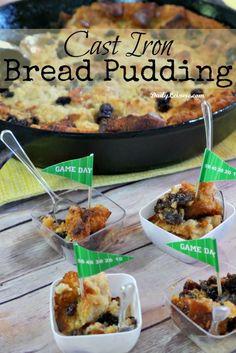 cast Iton Bread Pudd