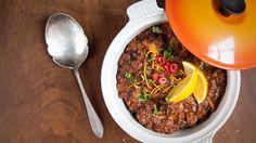 Slimming World - Slow Cooked Brazilian pork stew Bbc Good Food Recipes, Tea Recipes, Healthy Recipes, Recipes Dinner, Healthy Meals, Recipies, Slimming World Pork Recipes, Pork Stew, Food Website