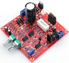 0-30V 2mA-3A Continuously Adjustable DC Regulated Power Supply DIY Kit for school education lab #Affiliate