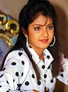 Divya Bharti Young