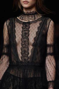 covet-couture:   Alberta Ferretti, Fall/Winter... - Sweet Simplicity