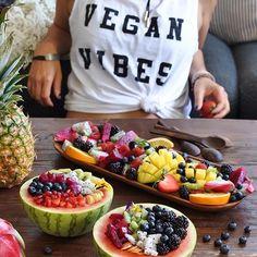 Healthy & Nutritious Vegan Snack #Vegan #Vibes #