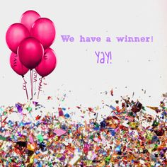 We have a winner!  www.trishasmith.jamberrynails.net  trishaeverhartsmith@gmail.com