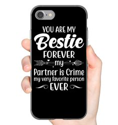 Bff Cases, Funny Phone Cases, Cool Iphone Cases, Cute Cases, Iphone Phone Cases, Birthday Gifts For Best Friend, Best Friend Gifts, Friends Phone Case, Sarcastic Shirts
