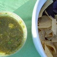 My Friends Hot Hot Green Salsa Recipe