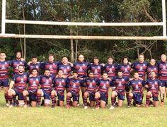 Curitiba conquistou o título do Super 8, o Campeonato Brasileiro de rugby (Foto: Divulgação/Curitiba Rugby)