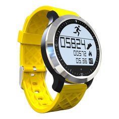 F69 Sports Smart Watch IP68 Heart Rate Fitness Tracker Sleep Monitor Pedome with Strap