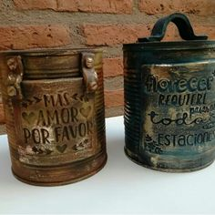 1 million+ Stunning Free Images to Use Anywhere Tin Can Crafts, Metal Crafts, Recycled Crafts, Mason Jar Crafts, Bottle Crafts, Tin Can Alley, Plaster Art, Tin Art, Free To Use Images