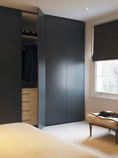Domus Furniture – wardrobes (tho' ours will, predictably, be white)
